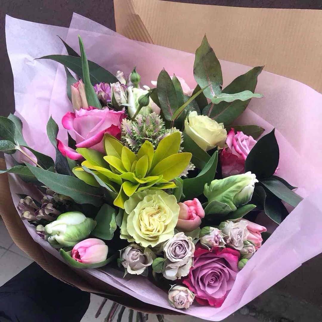 Фото цветы калининград