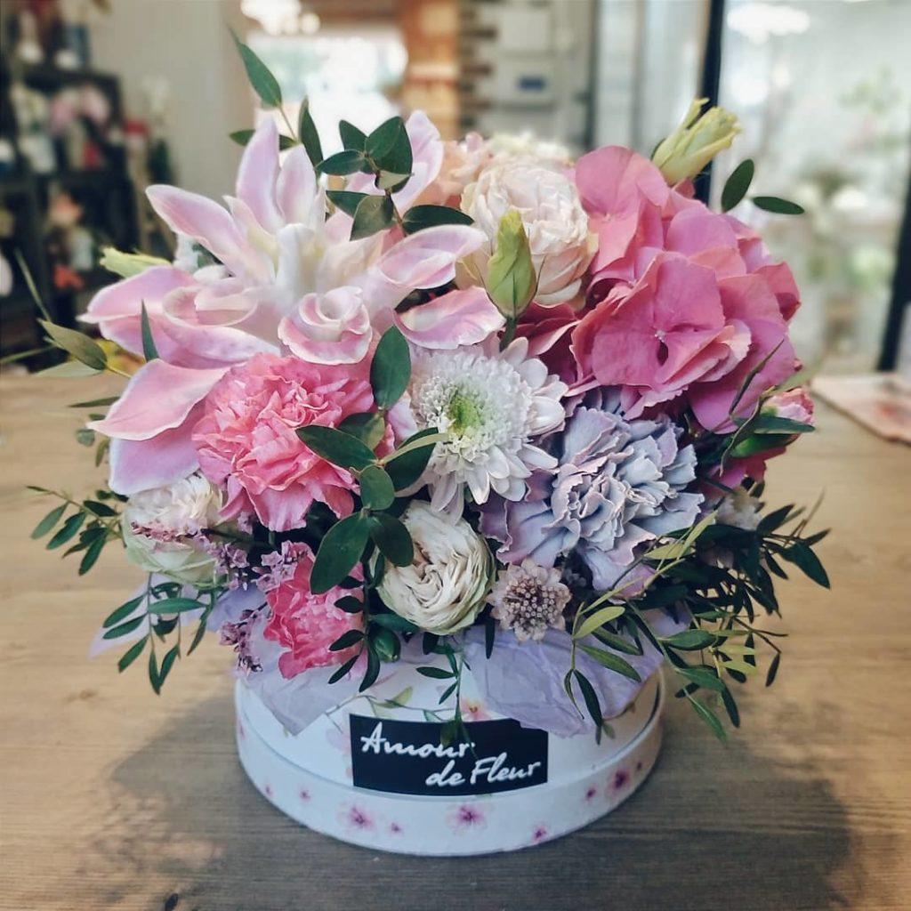 Акции магазин цветов Калининград